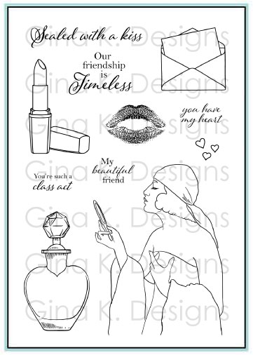 Gina K Designs TIMELESS BEAUTY